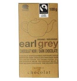 Galerie Au Chocolat Galerie Au Chocolate Dark Chocolate Earl Grey 100g
