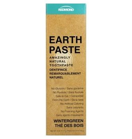 Redmond Earthpaste Natural Toothpaste Wintergreen 113g
