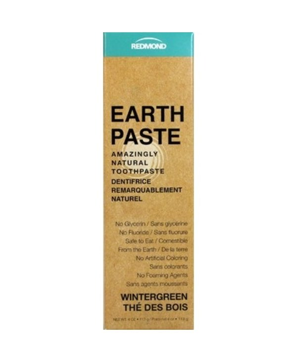 Earthpaste Natural Toothpaste Wintergreen 113g