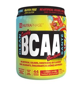 Nutraphase Nutraphase Clean BCAA Rainbow Candy 44 servings