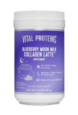 Vital Proteins Blueberry Moon Milk Collagen Latte 326g