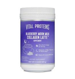 Vital Proteins Vital Proteins Blueberry Moon Milk Collagen Latte 326g