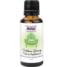 NOW NOW Outdoor Living Essential Oil Blend 30ml