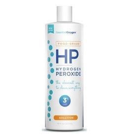 Essential Oxygen Essential Oxygen Food Grade Hydrogen Peroxide 3% USP 16oz