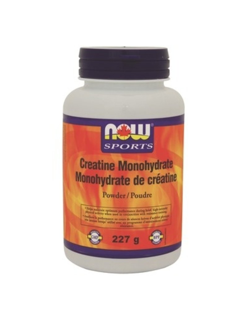 NOW NOW Creatine Monohydrate 227g
