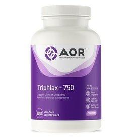AOR AOR Triphlax Triphala Formula 750mg 100 caps