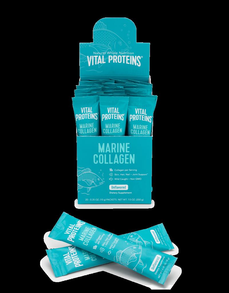 Vital Proteins Marine Collagen Stick Packs box of 20