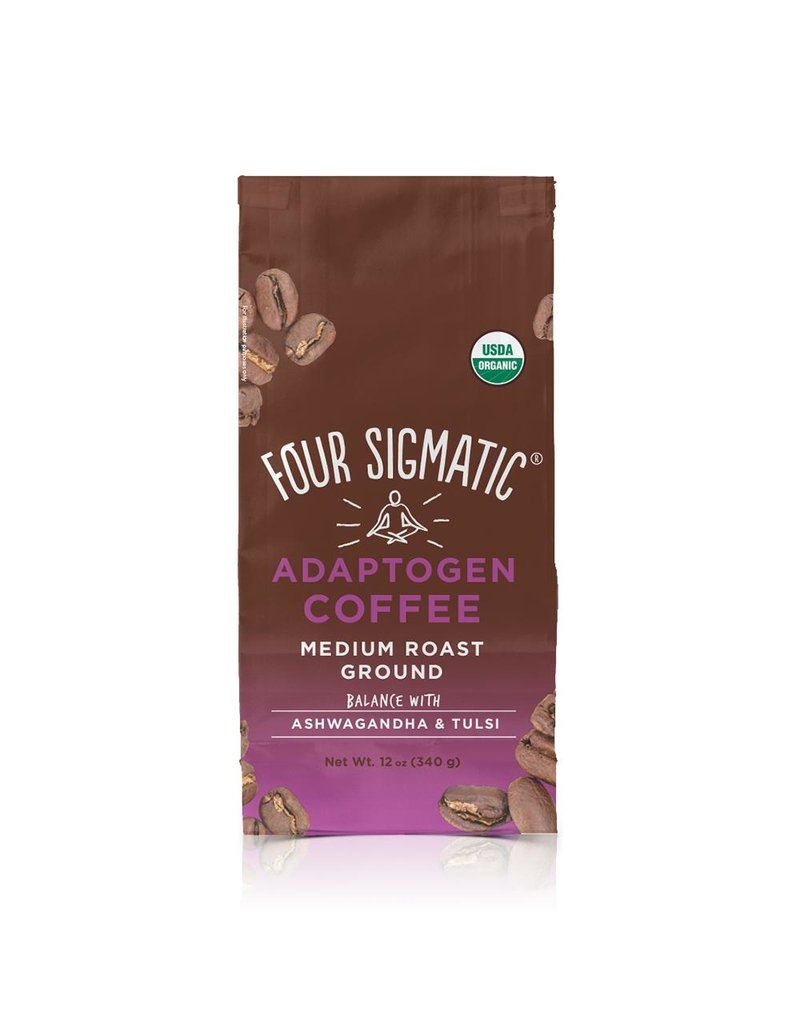 Four Sigmatic Adaptogen Coffee Ground 12oz