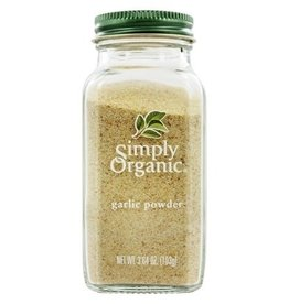 Simply Organic Simply Organic Garlic Powder 103g