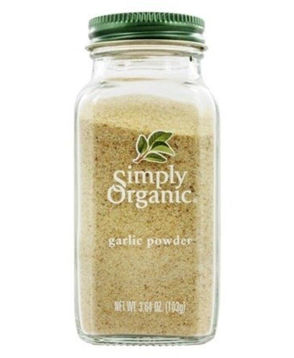 Simply Organic Garlic Powder 103g