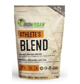 Iron Vegan Iron Vegan Athlete's Blend Natural Vanilla 1kg