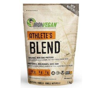 Iron Vegan Athlete's Blend Natural Vanilla 1kg
