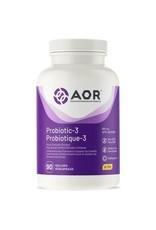 AOR AOR Probiotic-3 90 vcaps