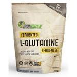 Iron Vegan Iron Vegan Fermented L-Glutamine Powder Unflavoured 400g