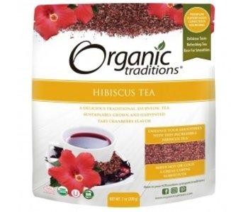 Organic Traditions Hibiscus Tea 200g