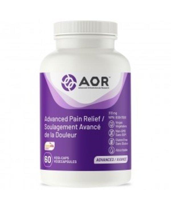 AOR Advanced Pain Relief 60 caps
