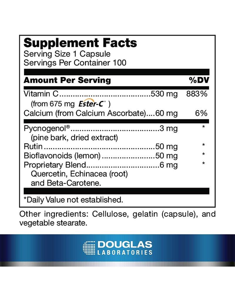 Douglas Labs Ester-C Plus 100 caps