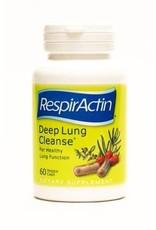 Sunforce Respiractin Deep Lung Cleanse 60 caps