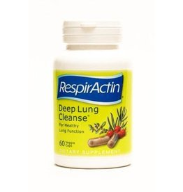 Sunforce Respiractin Deep Lung Cleanse 60 caps