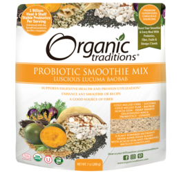 Organic Traditions Organic Traditions Probiotic Smoothie Mix- Baobab 200g