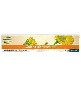 St Francis Calendula Vitamin E Cream 60ml