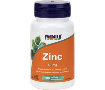 Zinc Gluconate 50mg 100 tablets