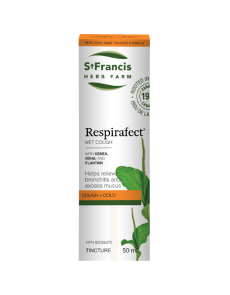 St Francis St Francis Respirafect 50ml