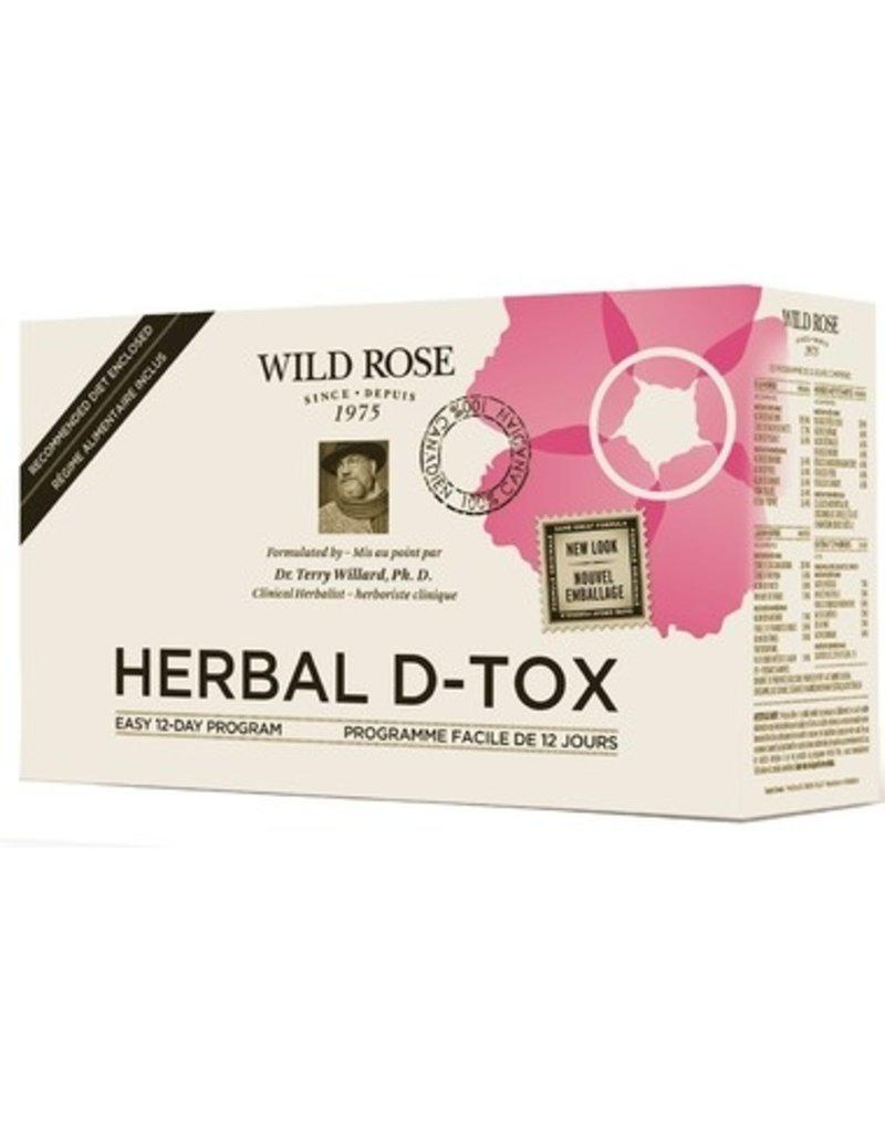 Wild Rose Wild Rose Herbal D-Tox Kit