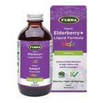 Flora Organic Elderberry Liquid Formula Kids 250ml