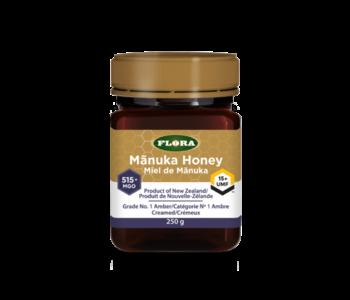 Manuka Honey 515+ MGO 15+ UMF 250g