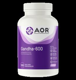 AOR AOR Gandha-600 Ashwagandha 120caps