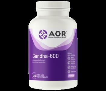 AOR Gandha-600 Ashwagandha 120caps