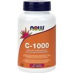 NOW NOW Vitamin C-1000 with Bioflavanoids 100 caps