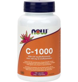 NOW NOW Vitamin C-1000 with Bioflavanoids 100 caps