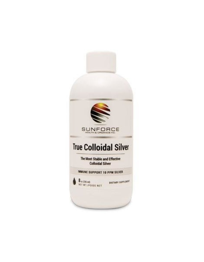 Sunforce Sunforce True Colloidal Silver 8oz