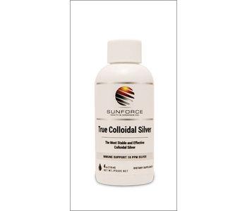 Sunforce True Colloidal Silver 4oz
