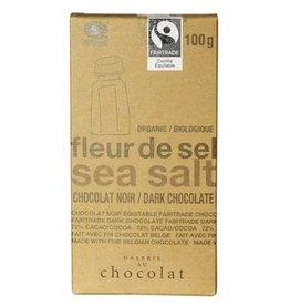 Galerie Au Chocolat Galerie Au Chocolat 72% Dark Chocolate - Sea Salt 100g