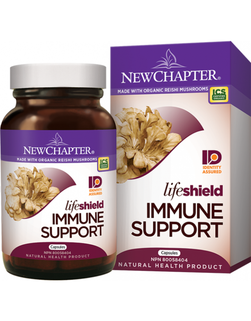 New Chapter New Chapter Lifeshield Immune Support 48 caps