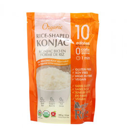 Better Than Noodles Organic Konjac Rice 14oz
