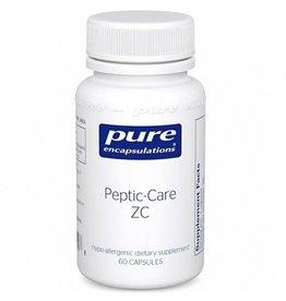 Pure Encapsulations Peptic-Care ZC Zinc Carnosine 60 capsules