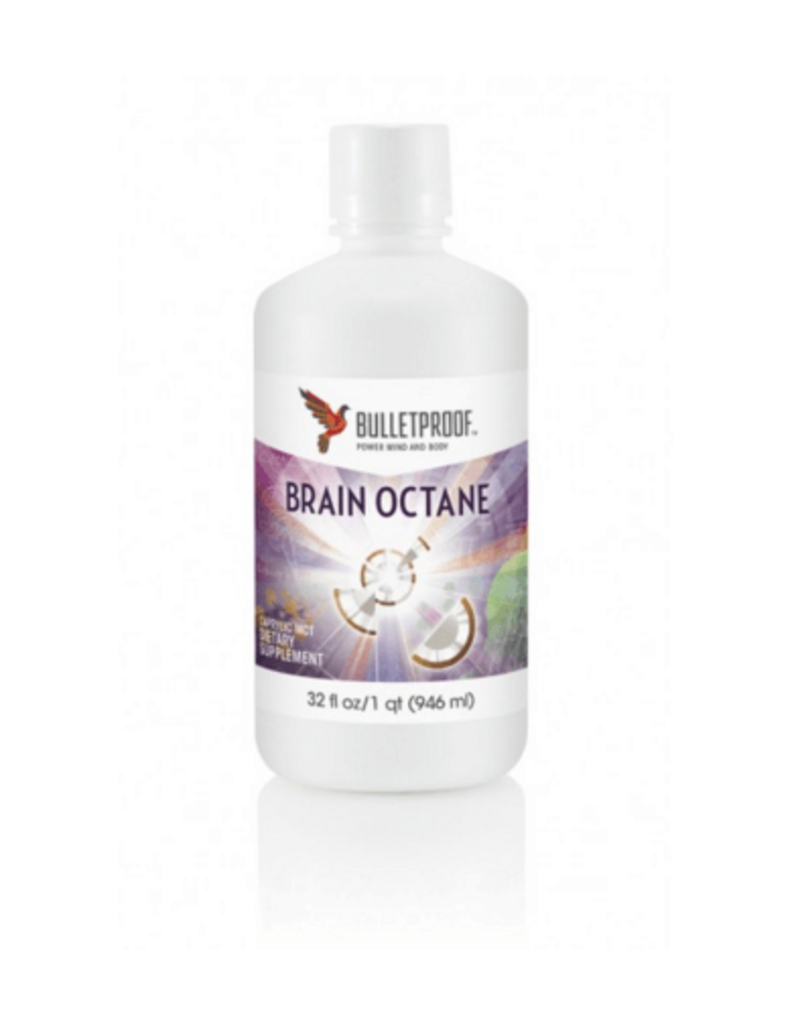 Bulletproof Bulletproof Brain Octane MCT Oil 946ml