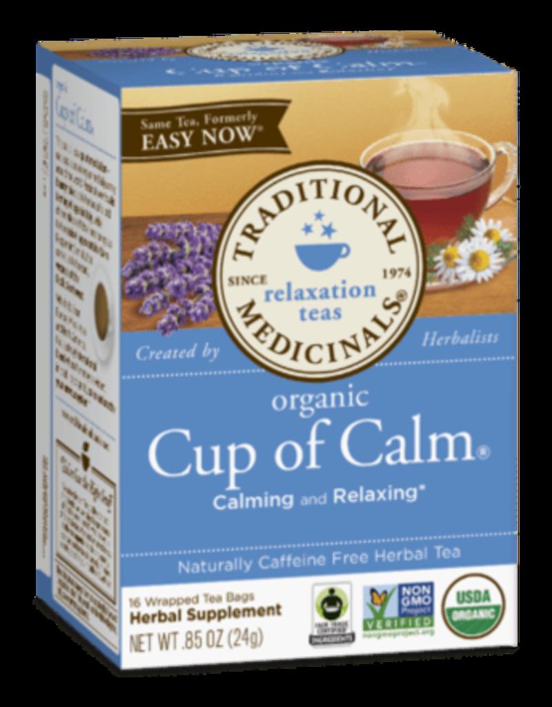 Traditional Medicinals Cup of Calm 20 tea bags