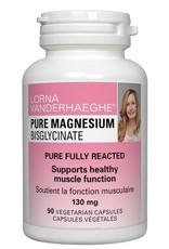 Lorna Vanderhaegue Lorna Pure Magnesium Bisglycinate 130mg 90 caps