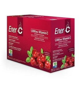 Ener-C Ener-C Vitamin C 1000mg- Cranberry 30 packets