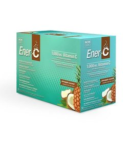 Ener-C Ener-C Vitamin C 1000mg- Pineapple Coconut 30 packets
