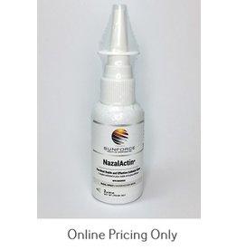 Sunforce Sunforce Nazal Actin Colloidal Silver Nasal Spray 2oz