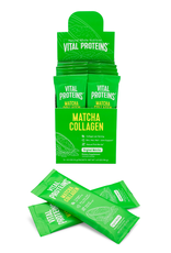 Vital Proteins Matcha Collagen Box of 14