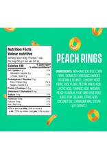 Smart Sweets Smart Sweets Peach Rings 50g