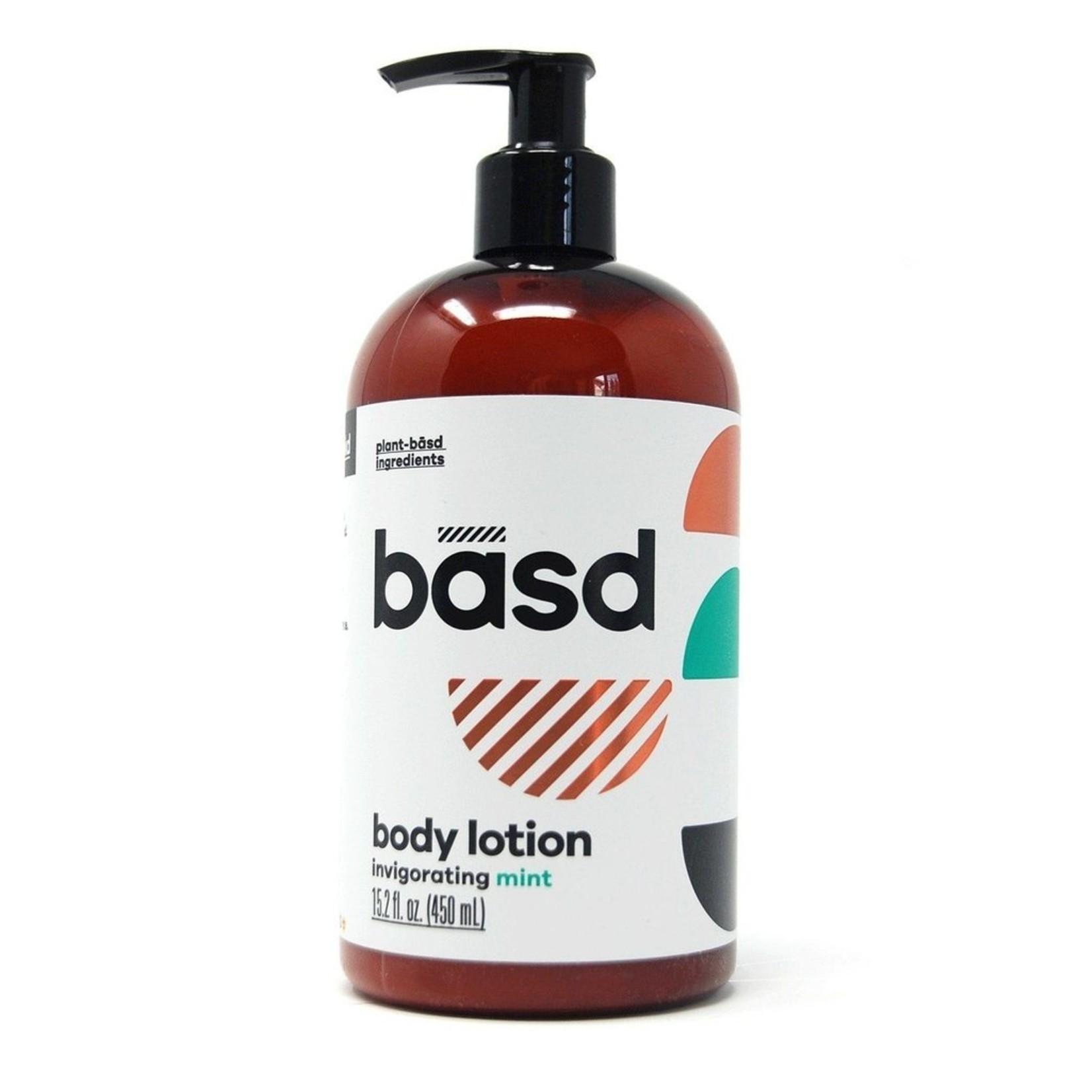 Basd BASD Invigorating Mint Body Lotion 450ml