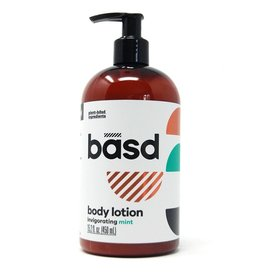 Basd BASD Invigorating Mint Body Lotion 450ml